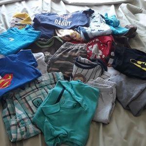 BIG BUNDLE BOYS CLOTHES (P)